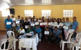 UNIBRASIL SAÚDE PROMOVEU CAPACITAÇÃO PARA COOPERADOS DE IBIQUERA-BA